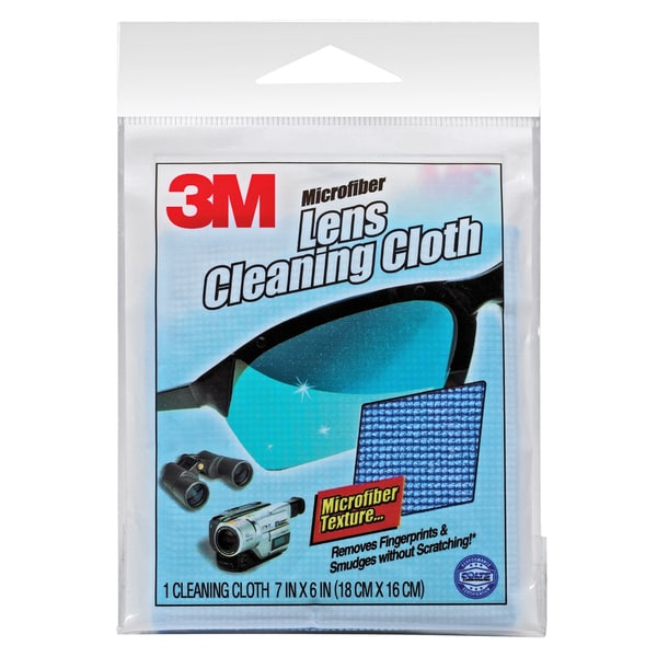 3M 9021 Scotch Brite Lens Cleaning Cloth
