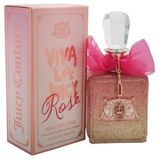 Viva La Juicy Rose Eau De Parfum Spray 3.4 Oz