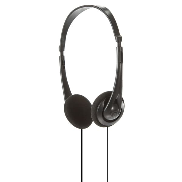 2XL X5WGFZ-820 Black Wage Headphones