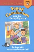 Young Cam Jansen and the Library Mystery: A Viking Easy-to-read (Hardcover)