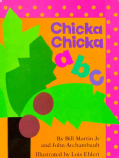 Chicka Chicka ABC (Board book)