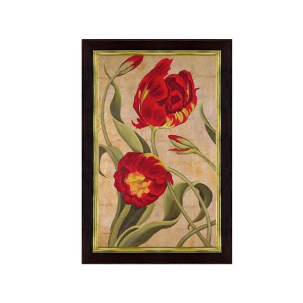 Brian O'Neill-Tulip Tango I Framed Art