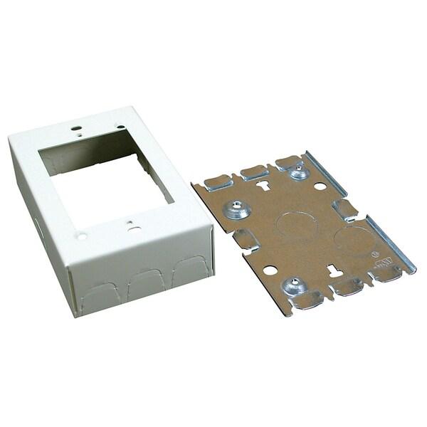Wiremold B-3 Single Gang Deep Box