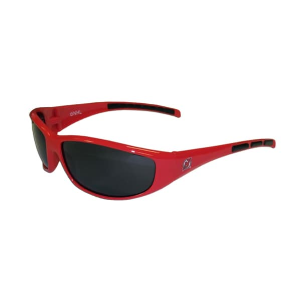 NHL New Jersey Devils Wrap Sunglasses