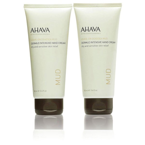 Ahava Cool Hands Mineral Hand Cream Duo (Set of 2)