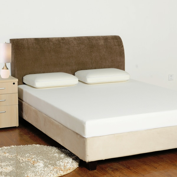 8-inch King-size Memory Foam Mattress