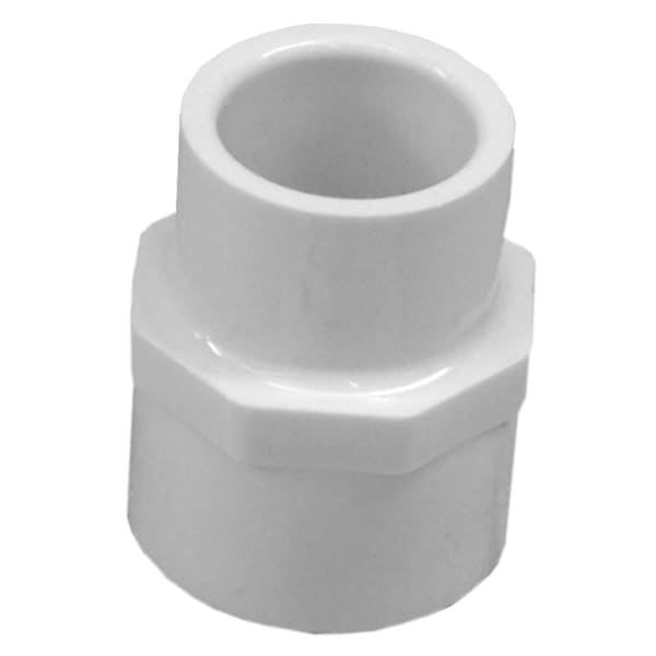 "Genova Products 30357 1/2"" X 3/4"" PVC Reducing Female Adapter"