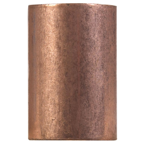 "Elkhart Products 10130904 3/4"" Copper Couplings With Stop"