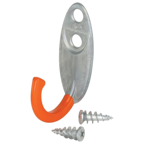 """Itw 26202 2-count 4.25"""" Drywall Or Stud Mountable J-Hook"""