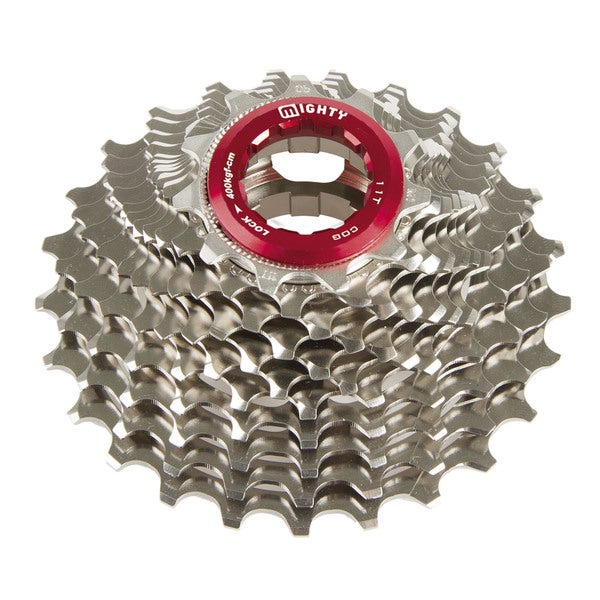 Ventura 11-speed 11-25 Teeth CNC-machined Cassette