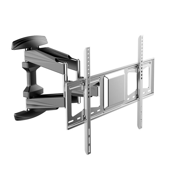 Loctek O2L Outdoor Stainless Steel Full Motion 42-inch to 70-inch LCD LED 4K HD TV Wall Mount Bracket
