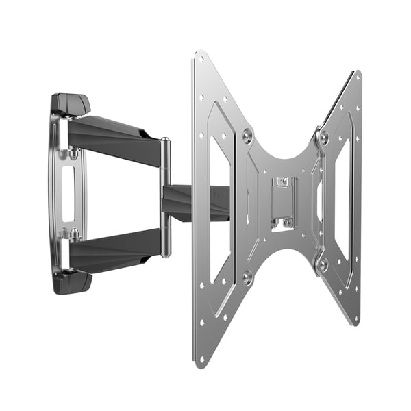 Loctek Stainless Steel 26 - 50-inch Full Motion LCD LED TV Wall Mount Bracket