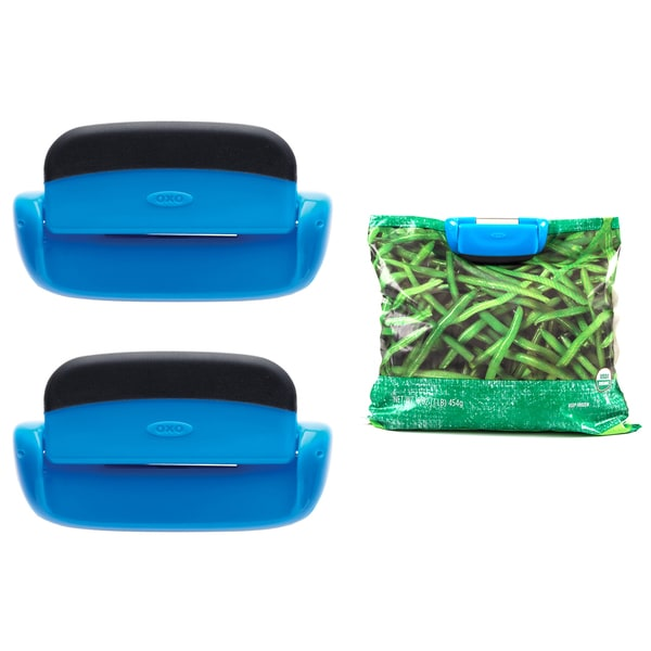 Oxo 2-count Freezer Clips