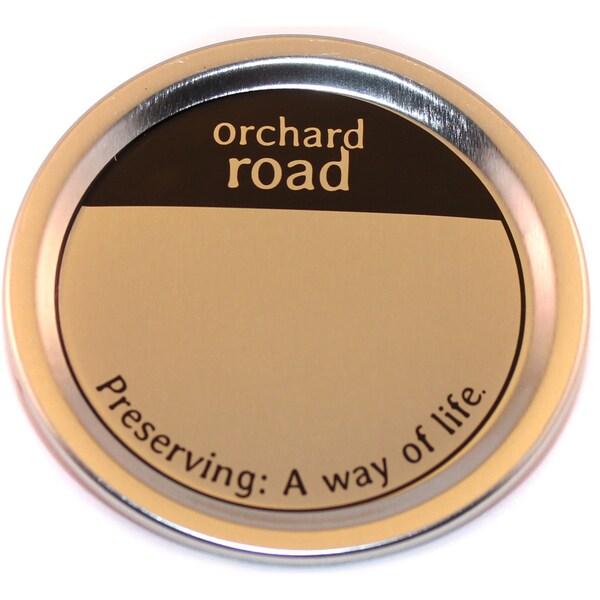 Orchard Road Regular Mouth Mason Jar Lids 12-count