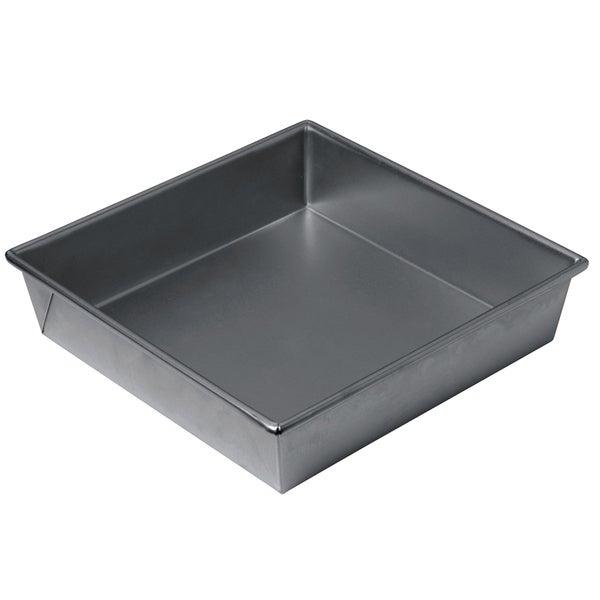 "Chicago Metallic 16953 9"" Square Chicago Metallic Non Stick Cake Pan"