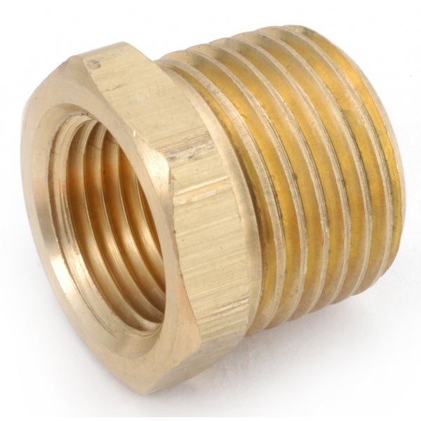 "Amc 756110-0602 3/8"" X 1/8"" Low Lead Brass Hex Pipe Bushing"