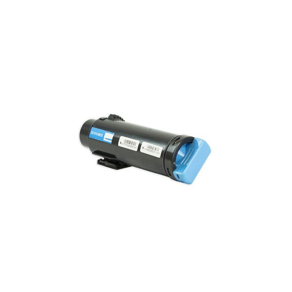 Dell 593-BBOW Compatible Cyan Toner Cartridge