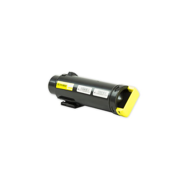 Dell 593-BBOZ Compatible Yellow Toner Cartridge