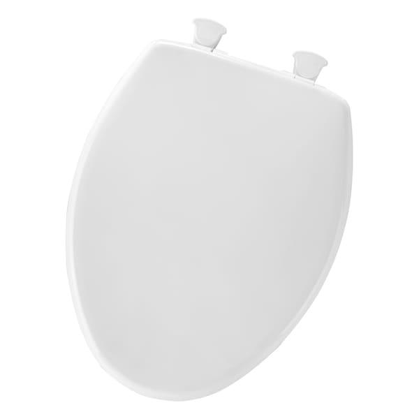 Mayfair 80EC 000 White Round Toilet Seat