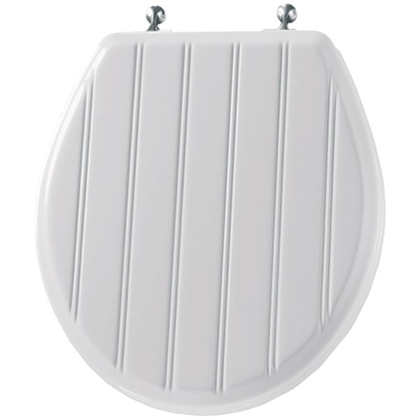 Mayfair 29CP-000 Cottage Round Toilet Seat