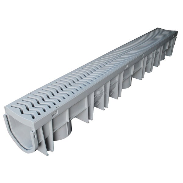"Fernco FSDP-CHGG 39-1/2"" Channel With Grate"