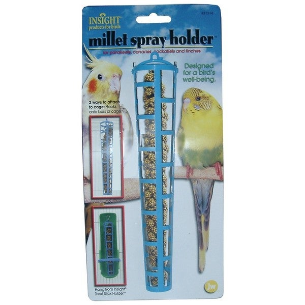 JW Pet Insight Millet Spray Holder Bird Toy