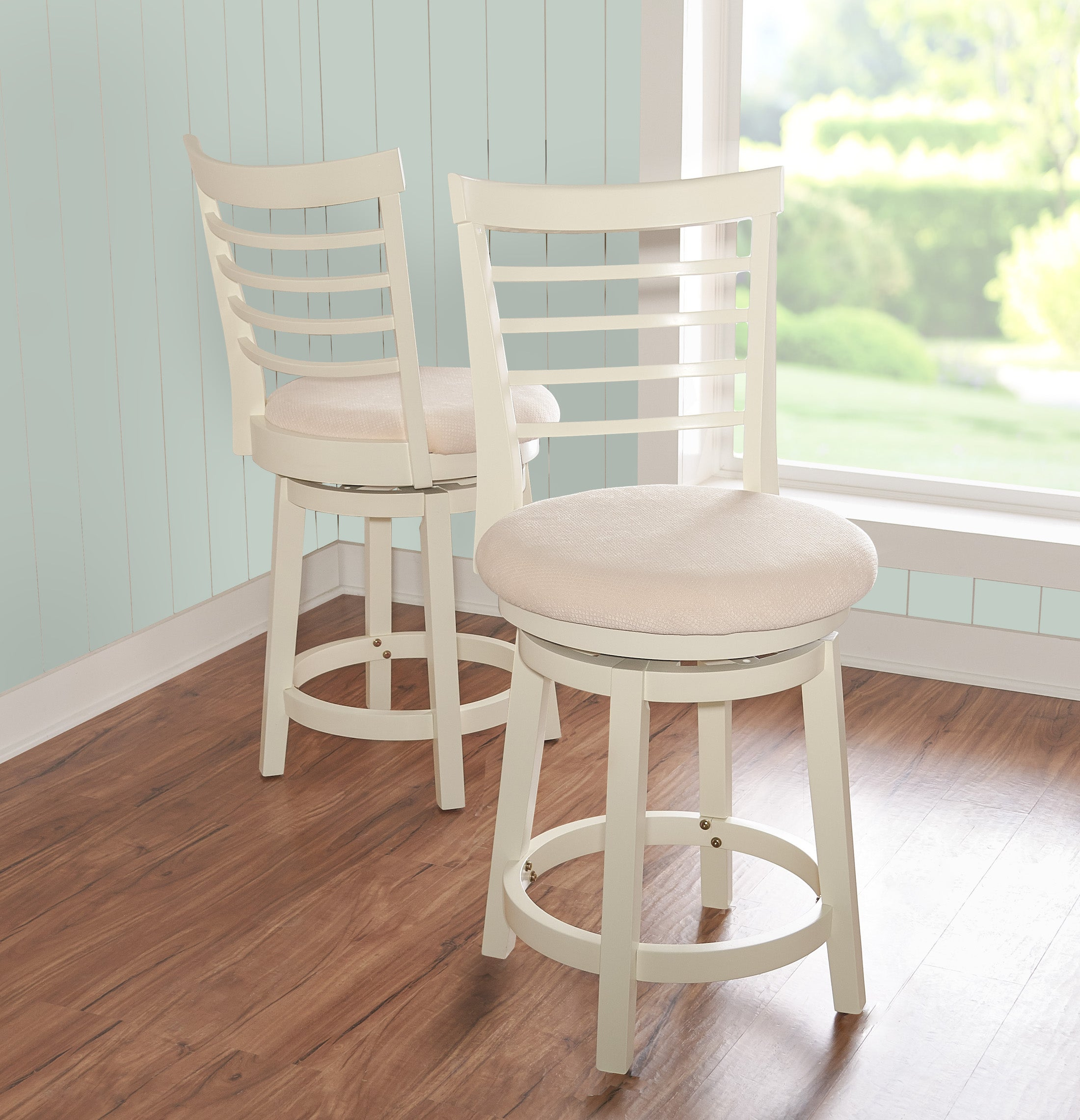 Safavieh Addo Sky Blue Ring Counterstool 16722598