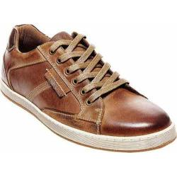 Men's Steve Madden Peamont Sneaker Tan Leather
