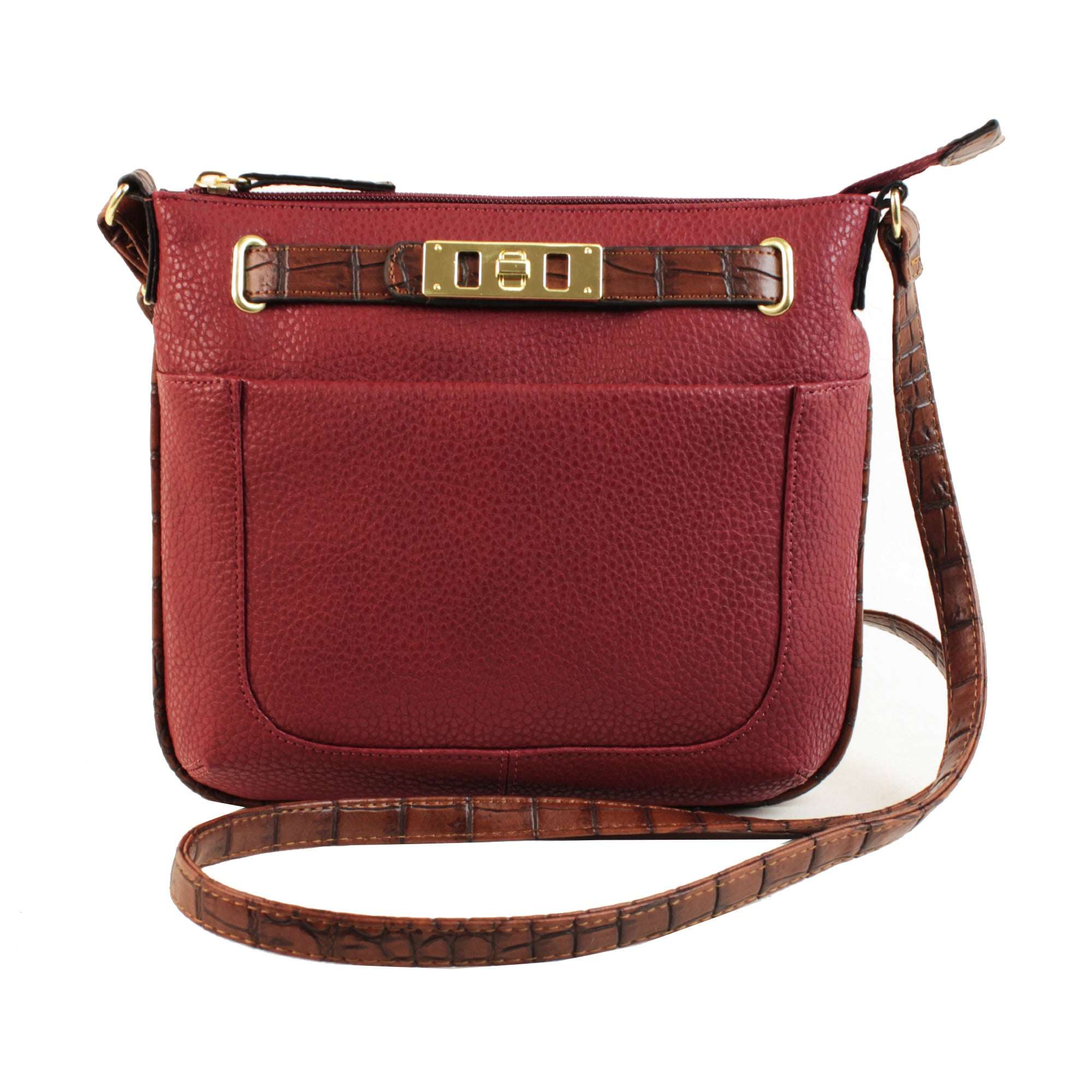 Emilie M. Elaina Women's PVC Crossbody Bag