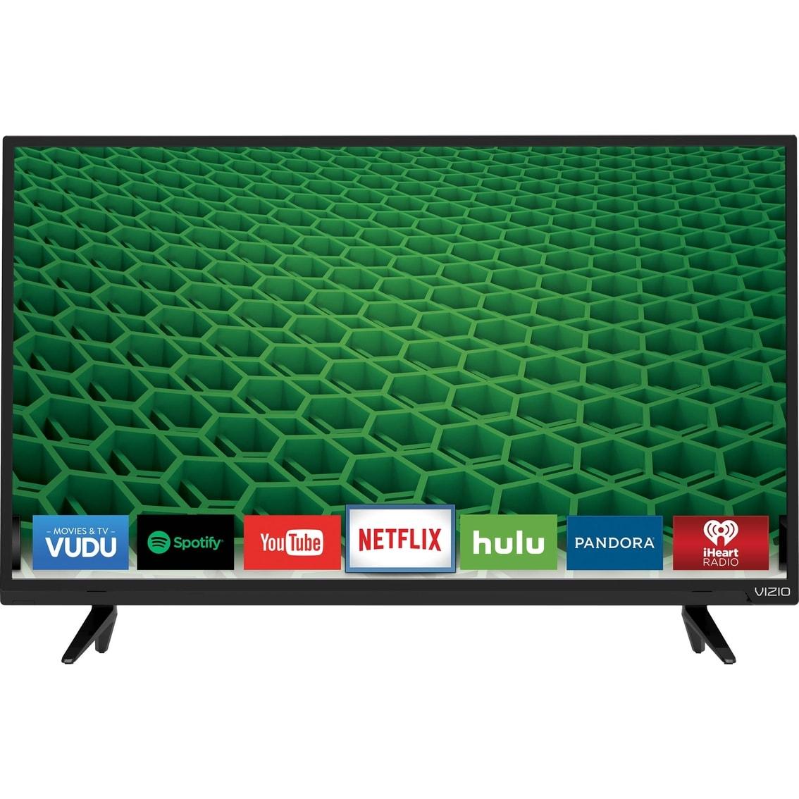 Vizio D32h-D1 D-Series Class 720P 60HZ Black 32-inch Full-array LED Smart TV
