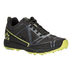 Men's Icebug DTS2 BUGrip Running Shoe Black/Poison