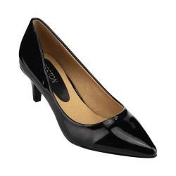 Women's Wild Diva Aubree-16-FE Pump Black Patent Faux Leather