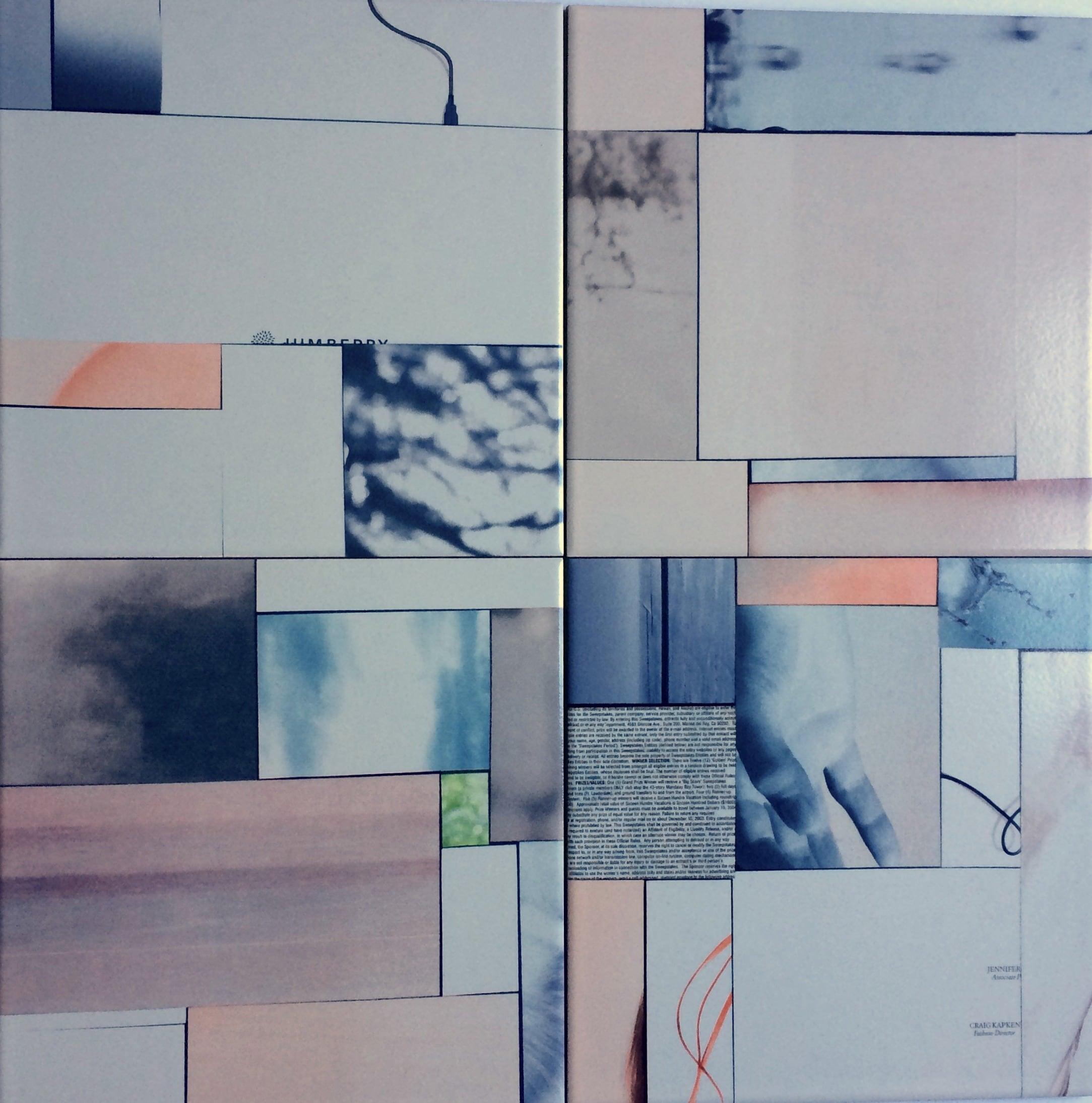 Modwalls Rex Ray Studio Ether Collection Chroma Ceramic Tiles
