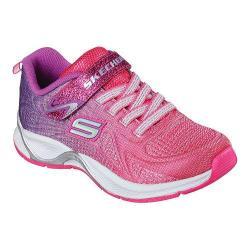 Girls' Skechers Hi Glitz Sneaker Hot Pink/Purple