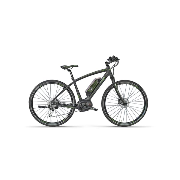 Lombardo Anthracite E-Amanatea Electric Hybrid Road Bike