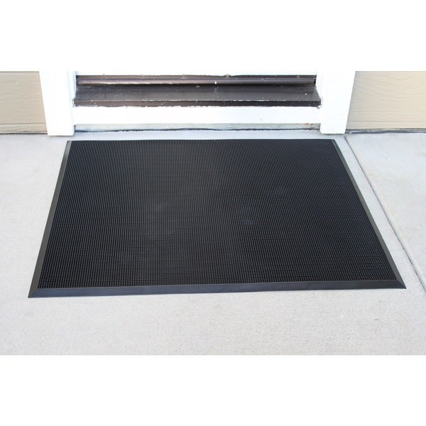 Brush Klean Rubber Entrance Mat