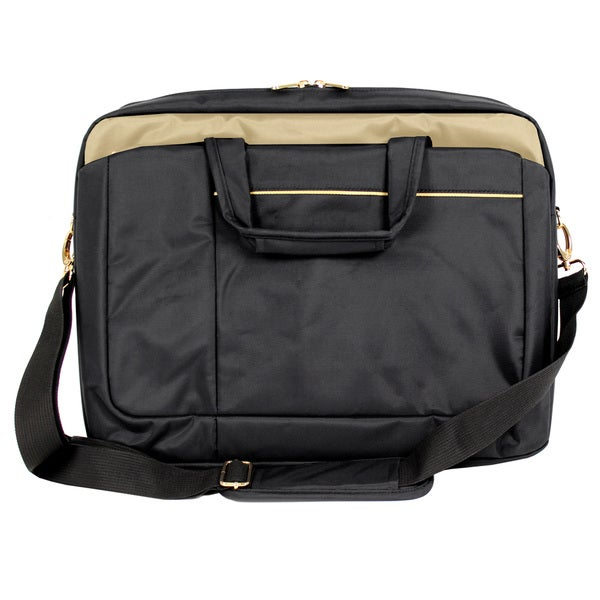 Totelt Signature 17-inch Laptop Case with One-year Subscription to McAfee Total Protection and GadgetTrak