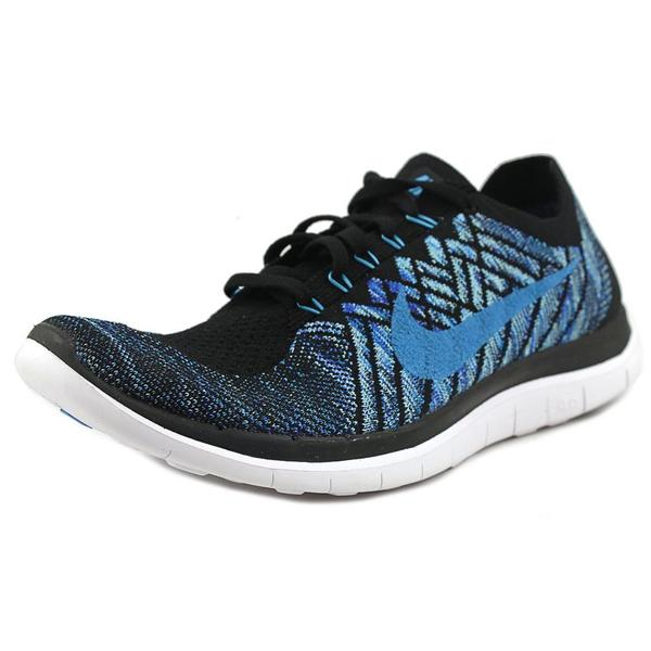 Nike Men's 'Free 4.0 Flyknit' Synthetic Athletic Shoes