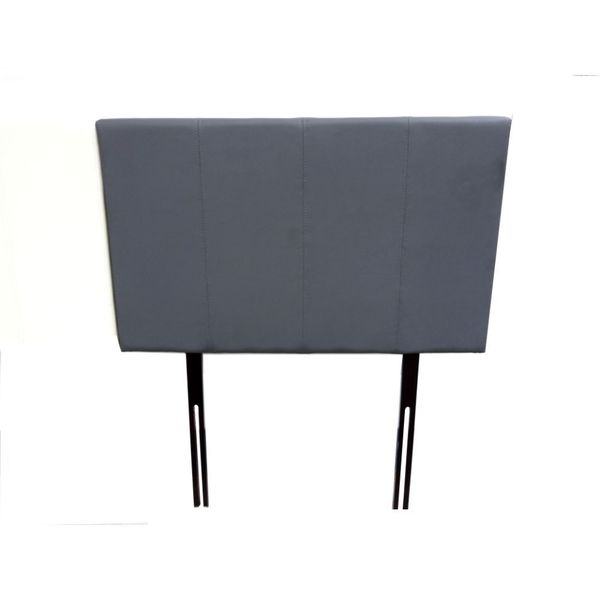Urban Port Grey King-size Headboard