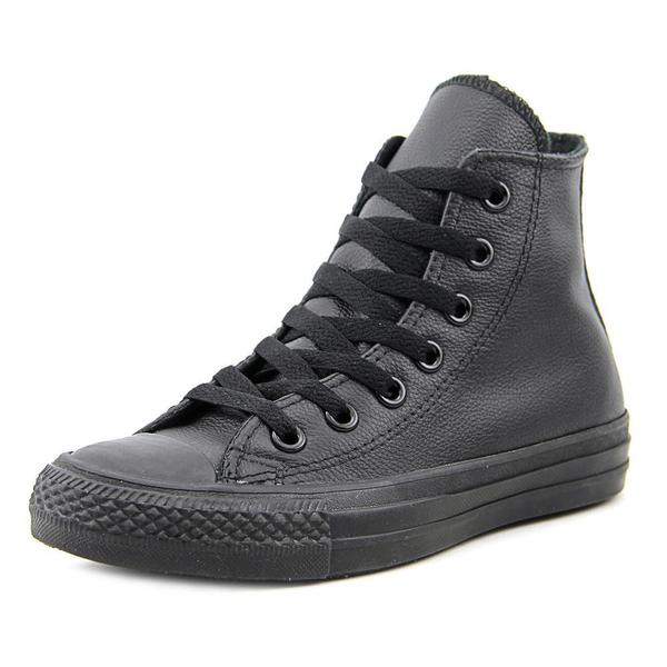 Converse Men's 'Chuck Taylor All Star Leather Hi' Leather Athletic Shoes