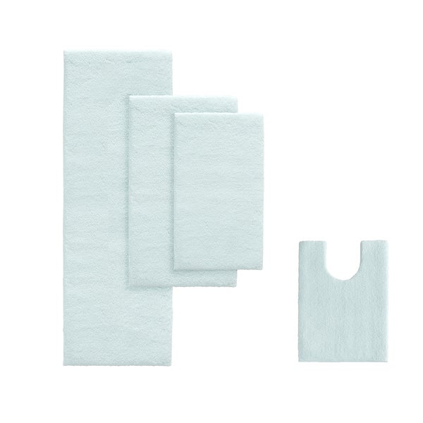 Madison Park Signature Marshmallow Memory Bath Rug 4-Color Option (Multiple sizes available)