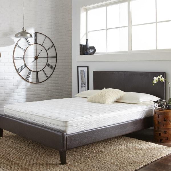 Sleep Sync Euro Top 8-inch Full-size Mattress