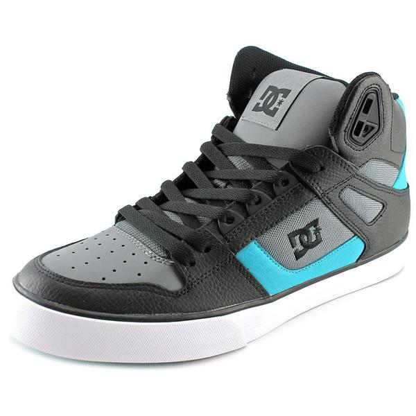 DC Shoes Men's 'Spartan High WC' Leather Athletic Shoes