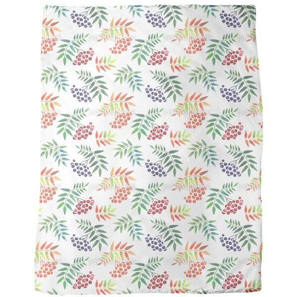 Rowan Fleece Blanket