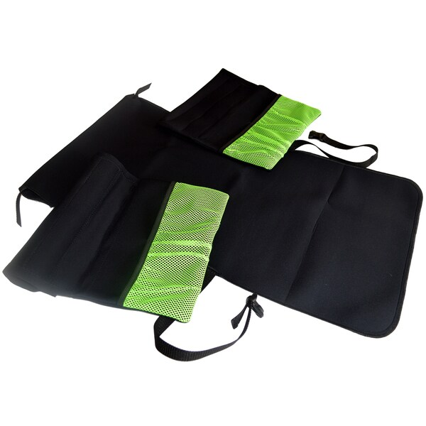 Senior Mobility 3-piece Wheelchair Saddle Bag Set