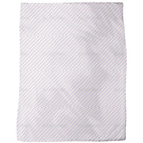 Etoiles Francaises Fleece Blanket