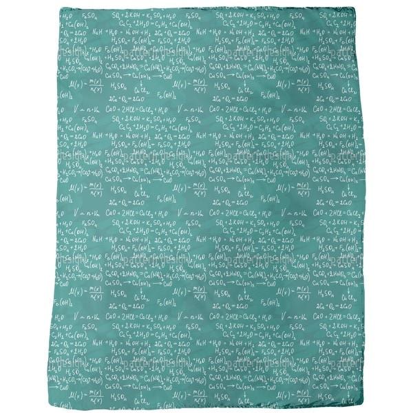 Chemical Lessons Fleece Blanket