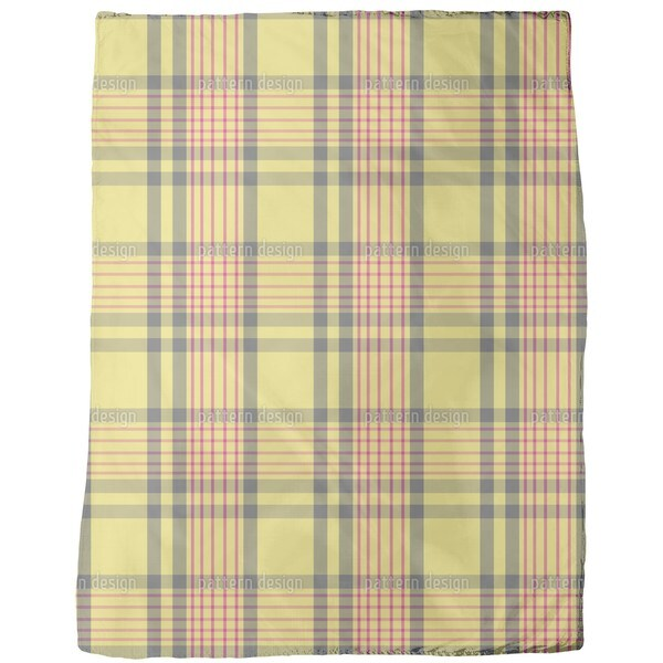 Lady Hampton Fleece Blanket