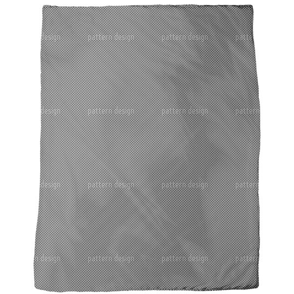 Carbon Texture Fleece Blanket