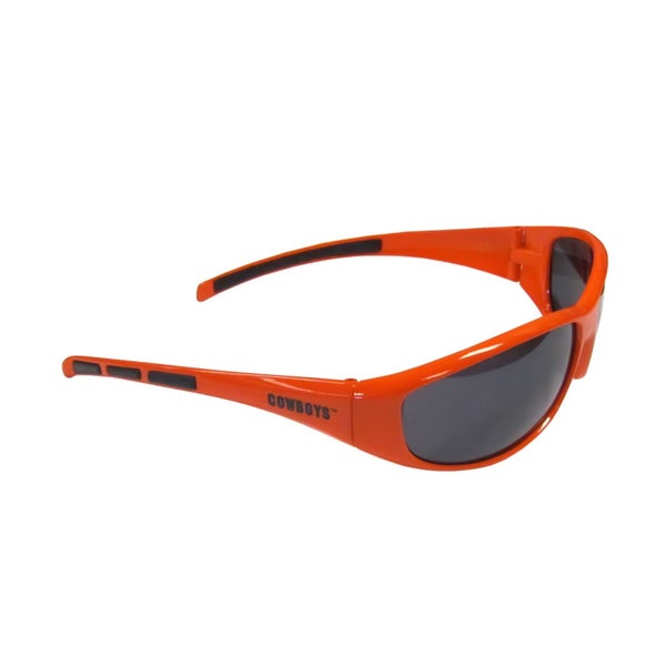 NCAA Oklahoma State Cowboys Wrap Sunglasses 20552931